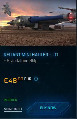 Reliance Mini Hauler - LTI